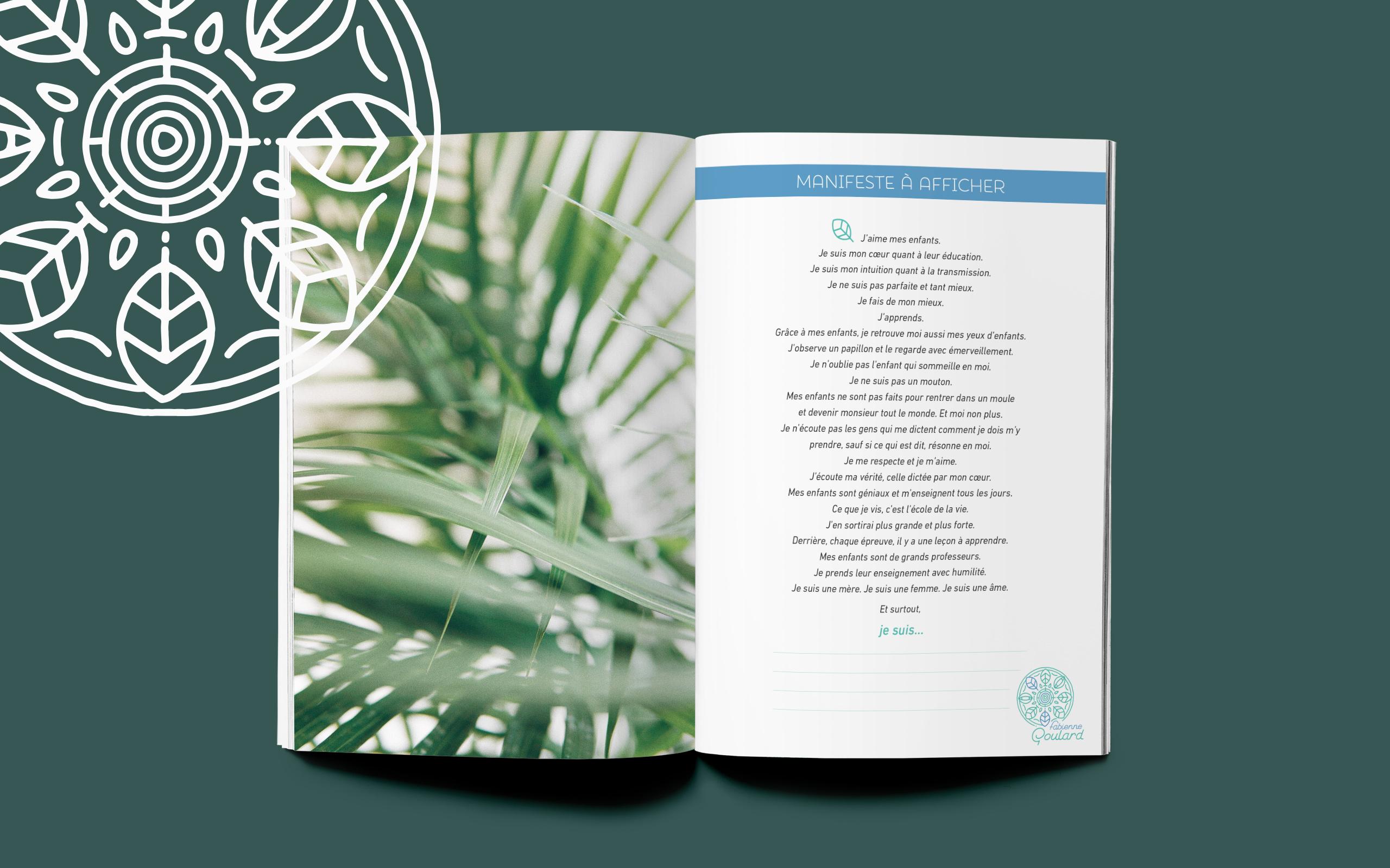 Brochure Fabienne Goulard